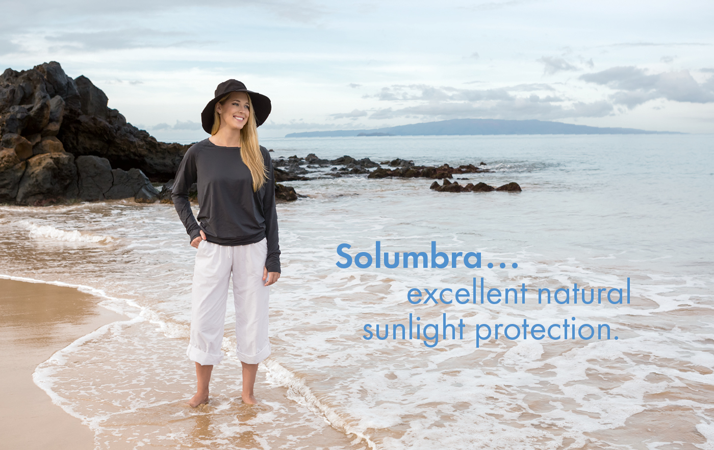 Shop sun protective Solumbra womens clothing