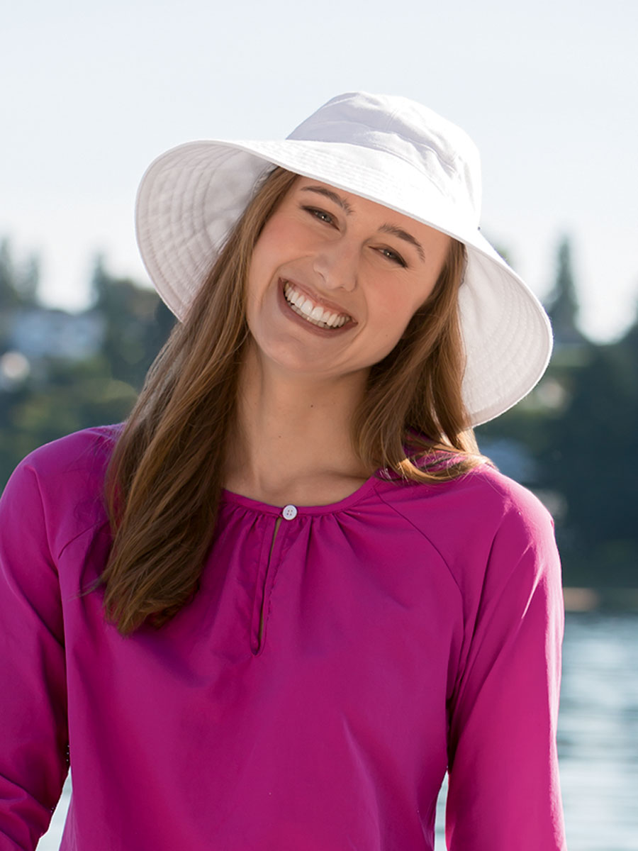 Catalina Cotton Sun Hat
