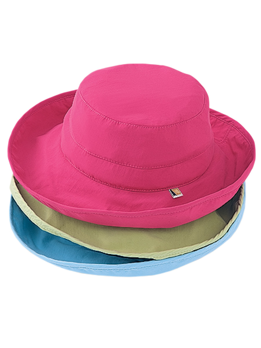 f44fd85d Kid's Rolled Brim Hat
