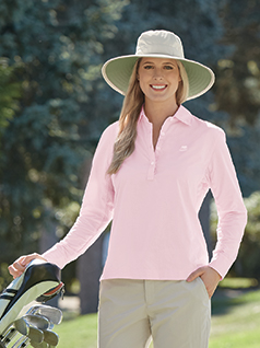 Women's Everyday Sport Polo