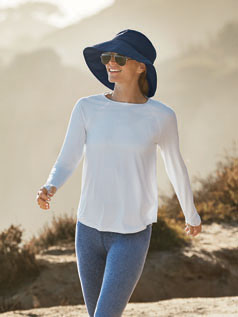 Women's BodyShade<sup>®</sup> Breezy Top