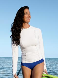 Women's Solumbra Rash Guard