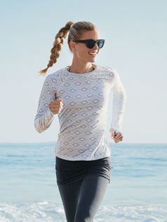 Women&#39;s WaterShade<sup>&#174;</sup> Rash Guard