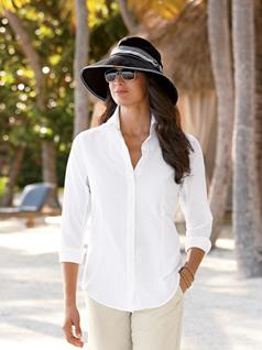 Women's Tailored Fitted Shirt