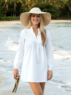 Women's Resort Tunic