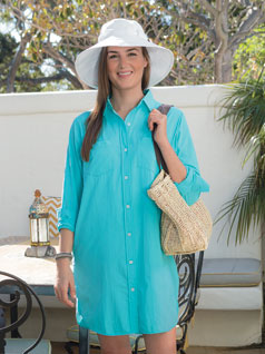Women's Shirtdress