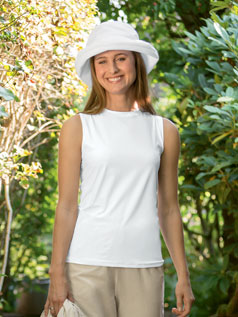 Women&#39;s BodyShade<sup>&#174;</sup> Sleeveless Shell