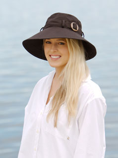 Signature Cotton Sun Hat