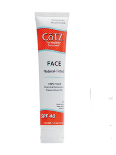 COTZ™ Face SPF 40 - Medium Tint