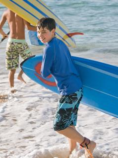 Kid&#39;s Swimshade<sup>&#153;</sup> Surf Shirt