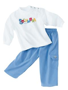 Toddler Cargo/Beach Pants