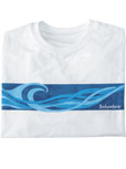 View Ocean Wave Print SPT<sup>®</sup>-Shirt