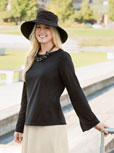 View Women's UltraShade<sup>™</sup> Boatneck City Tee