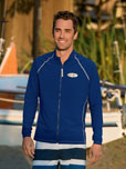 View Solumbra Full Zip Surf Shirt