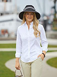 View Women's Tailored Fitted Shirt