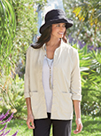 View Women's Mandarin Collar Jacket