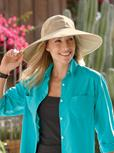 View Women's Cotton Sun Hat