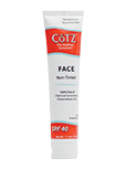 View COTZ<sup>&#174;</sup> Face SPF 40 - No Tint